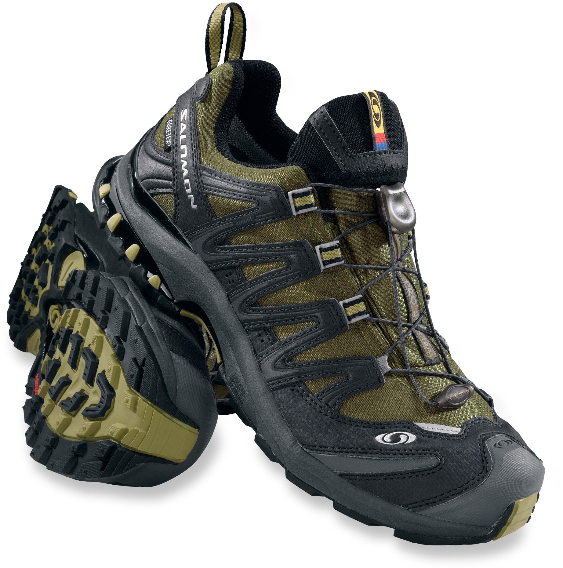 Salomon Walking Shoes Mens